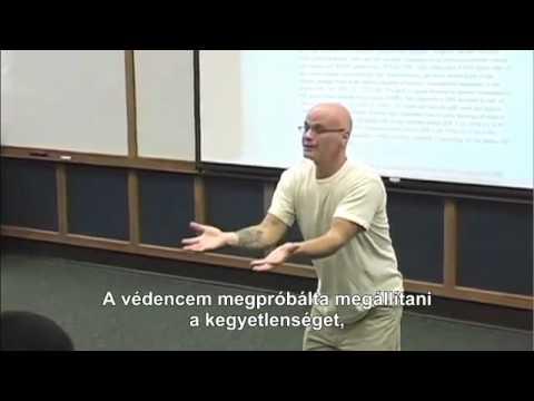 Gary Yourofsky beszéde - kérdés-válasz rész