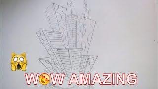 Trick Art Menggambar Ide Surreal 3D - Tips RTArt
