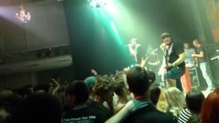 Zebrahead - Zwischenbühne Horw 2014 August live - Clubtour Europa - Switzerland