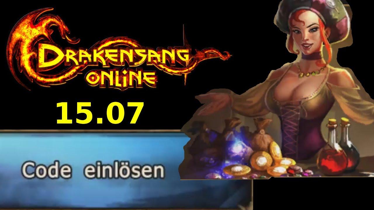 Drakensang Online - Bonus Code of the 17.07.2015 - YouTube  Drakensang Onli...