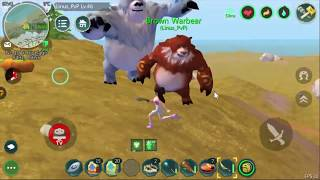 Game 3D Utopia Origin: ASIA 106 Tame All 6 Bear + Warbear | Feed Recipe + Location + Skill