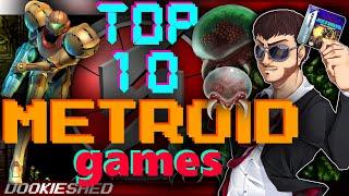 TOP 10 METROID GAMES!