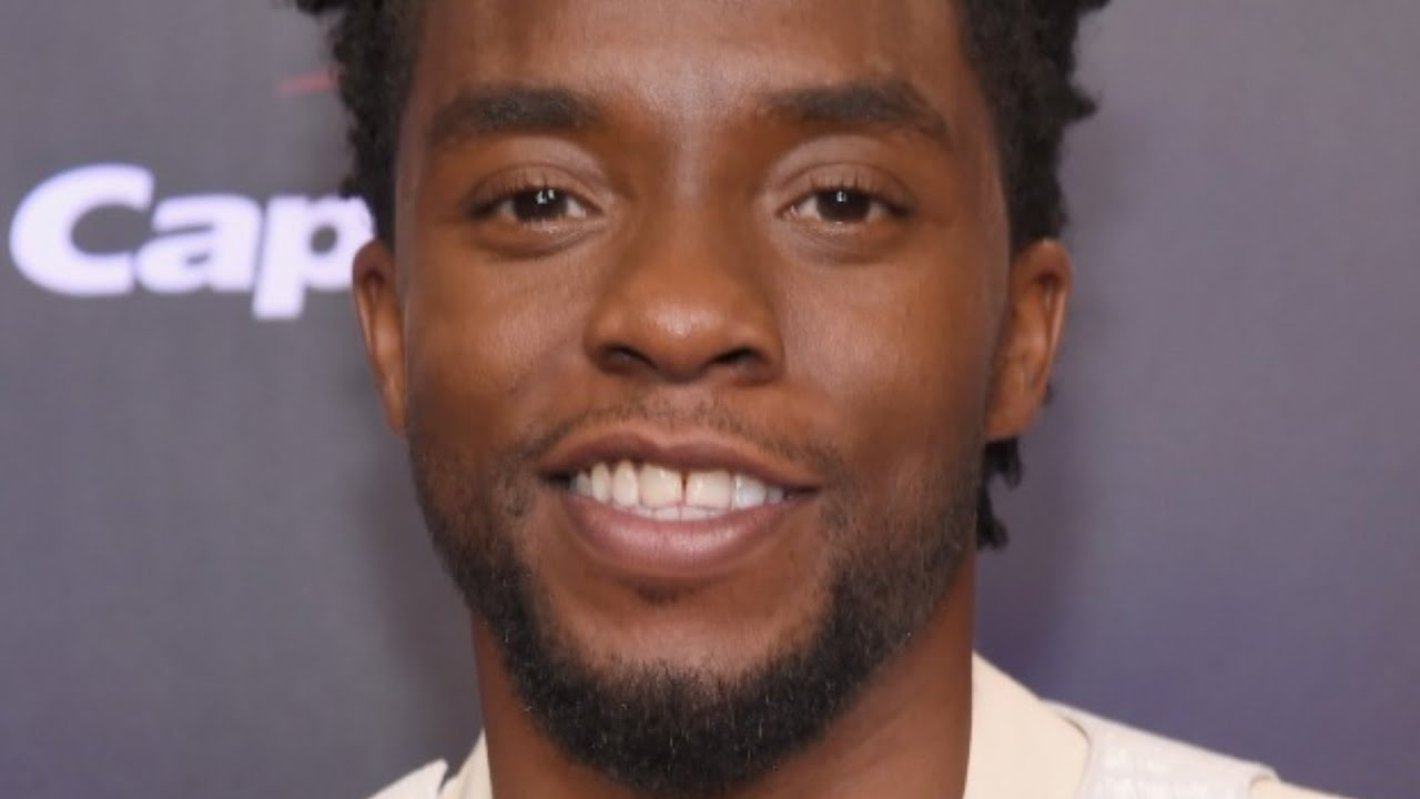 Family Reveals Chadwick Boseman Married Before His Death