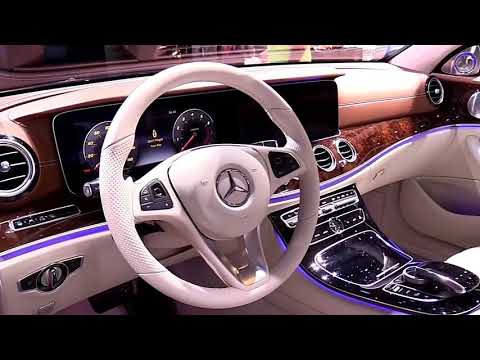 מותג חדש 2019 Mercedes Benz E Class E300 FullSys Features Exterior Interior JE-33