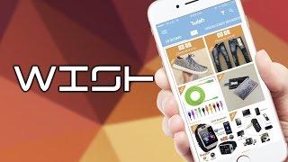 Wish | Que es? Compra facil y rapido | Review App iOS & Android | ZIDACO
