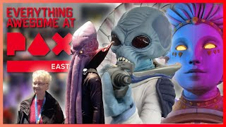 Everything Awesome at PAX East 2020!