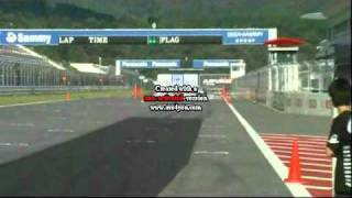 富士スピードウェイ オプション2ゼロヨン 2010
