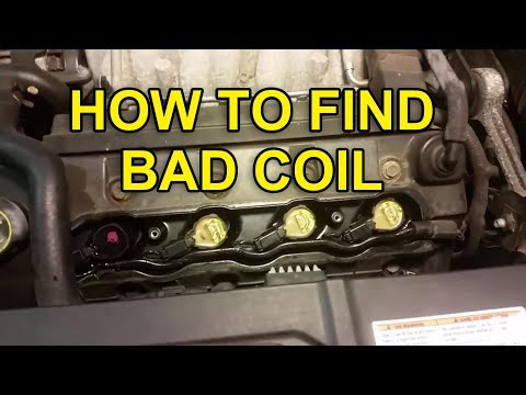 How to Diagnose and Replace Bad Coil – Lincoln/Ford 4.6L
