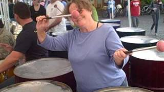pan dulce steel pan orchestra at arts alive