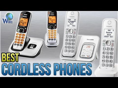 10 Best Cordless Phones 2018