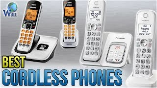 10 Best Cordless Phones 2018