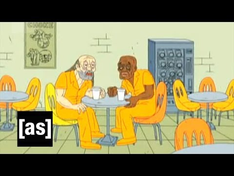 Anything is Possible in Your Dreams | Superjail! | Adult Swim: The Twins put everyone in Superjail to sleep- including the Warden. Trapped in the dream world, everyone's imagination literally runs wild.  SUBSCRIBE: http://bit.ly/AdultSwimSubscribe  About Superjail!: Superjail! is Adult Swim's look at the harsh reality of prison life. Superjail is home to the worst criminals humanity has to offer, but their violence pales in comparison to the bubbly sadism of The Warden, who delights in inventing whimsical death machines to control his inmates. Together with his staff, which includes a mass murdering robot, an imposing prison guard, and a guy that's good with numbers, The Warden strives to find stylish new ways to keep Superjail's inmates in check. See more Superjail! now on AdultSwim.com.  Watch Superjail!: http://bit.ly/SuperJail  About Adult Swim: Adult Swim is your late-night home for animation and live-action comedy. Enjoy some of your favorite shows, including Robot Chicken, Venture Bros., Tim and Eric, Aqua Teen, Childrens Hospital, Delocated, Metalocalypse, Squidbillies, and more. Watch some playlists. Fast forward, rewind, pause. It's all here. And remember to visit AdultSwim.com for all your full episode needs. We know you wouldn't forget, but it never hurts to make sure.  Connect with Adult Swim Online: Visit Adult Swim WEBSITE: http://bit.ly/ASWebsite Like Adult Swim on FACEBOOK: http://bit.ly/ASFacebook  Follow Adult Swim on TWITTER: http://bit.ly/ASTweet  Anything is Possible in Your Dreams | Superjail! | Adult Swim http://www.youtube.com/user/adultswim