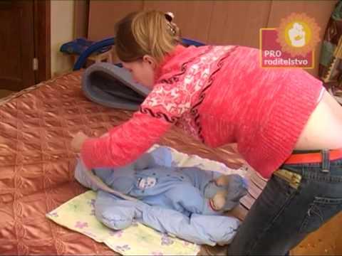 Развивающий уход за ребенком: идем гулять с малышом