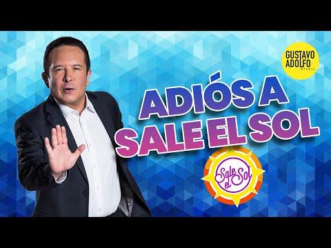 ¡DEJO SALE EL SOL! ¡Estas son las verdaderas razones! | Gustavo Adolfo Infante TV