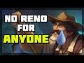 Hearthstone - No Reno For Anyone