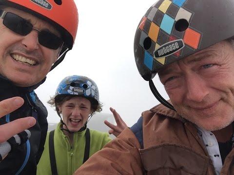 Electric bikes vs Ultimate Hill Challenge! Mount Wellington, Hobart, Tasmania.