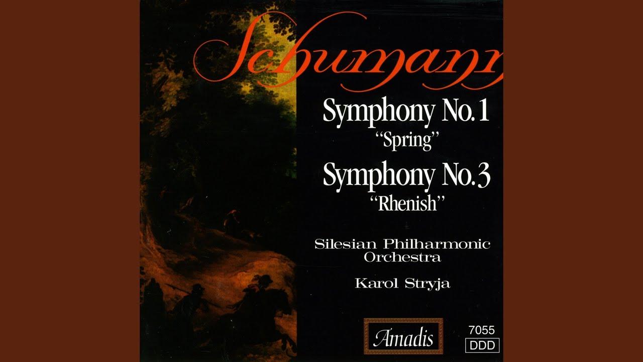 Symphony No. 1 in B-Flat Major, Op. 38,