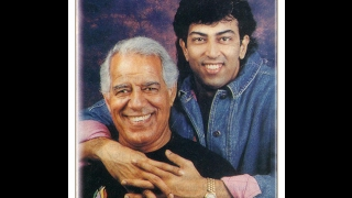 Dara Singh and family photos with friends and relatives