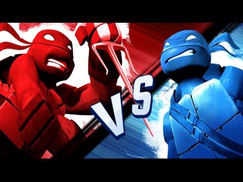 Teenage Mutant Ninja Turtles: Legends   Final Boss Shredder – Chapter 3