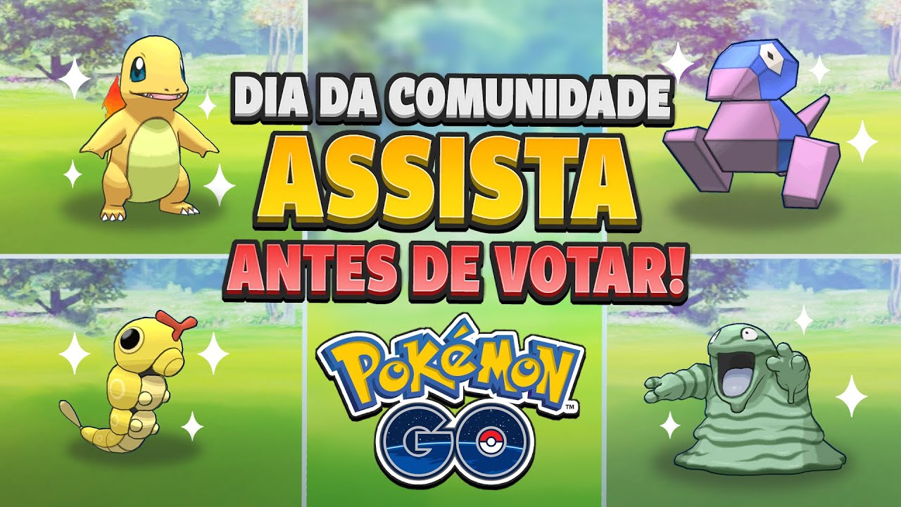 DICA: Qual é o melhor Pokémon para o próximo Dia Comunitário? | Pokémon GO