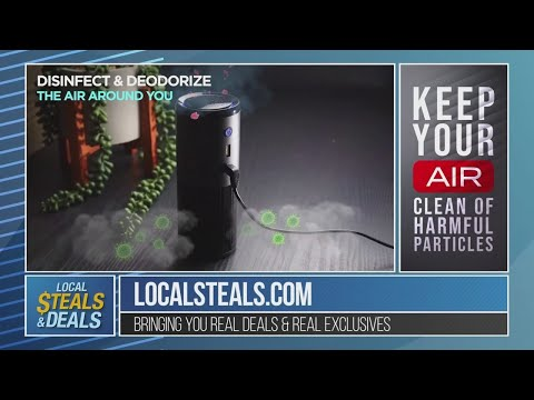 Local Steals and Deals: CleanLight Air