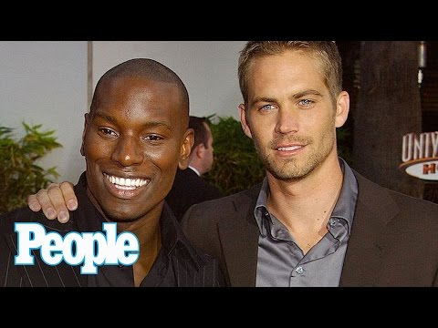 The Fate Of The Furious: Tyrese On Paul Walker