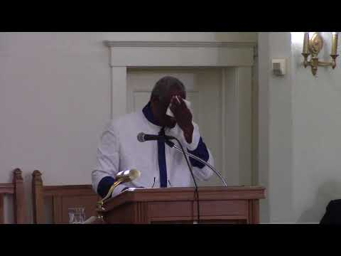 "Bishop Lindsay Jones ""The Realizing of a Dream: When God says Yes"" Part 1"