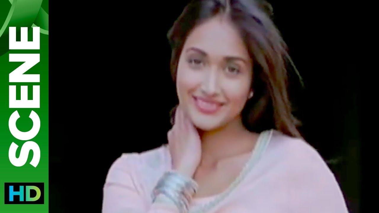 Beautiful Jiah Khans Bollywood Scene