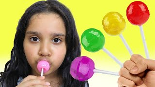 Shfa pretends to play with his Magic Pen - Preschool toddler learn color