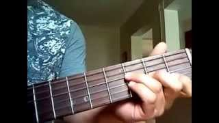 Cha Cha Cha Music - Guitar Lesson 1