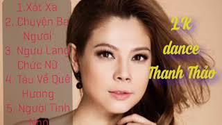 Liên khúc nhạc dance remix Phạm Thanh Thảo