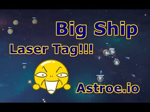 Big Ship Laser Tag Astroe.io