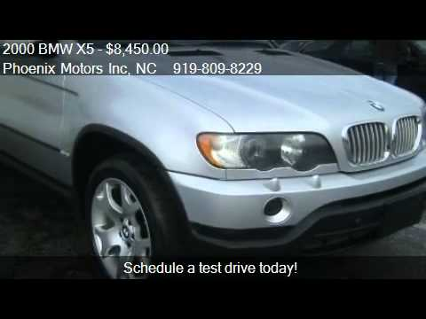 2000 Bmw X5 For Sale In Raleigh Nc 27610 Youtube