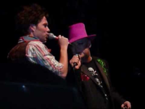 What are you doing New Years Eve - Rufus Wainwright and Boy George