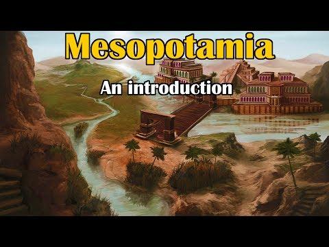 Mesopotamia: An introduction