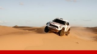 Whatever It Takes: Endless Dunes at Dakar 2016