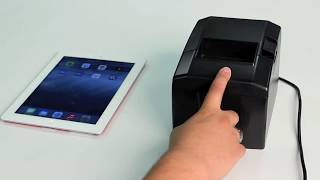 How to pair tsp650ii bti bluetooth desktop receipt printer with an apple ipad. have questions? contact us at 800-782-7636 ext. 998 or go www.starmicronics...