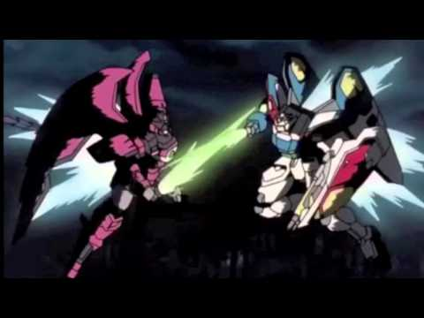 Gundam Wing AMV White Reflection