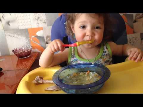 Суп ребенку в 1 год