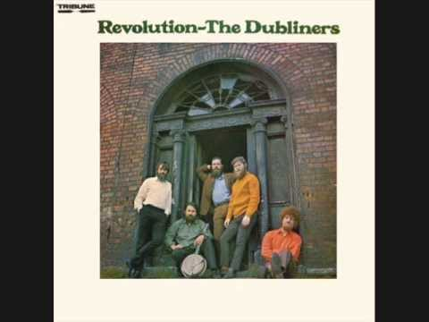 The Dubliners ~ School Days Over