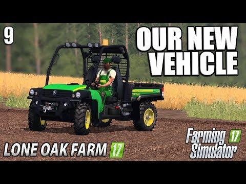 WE ARE EXPANDING FAST! | Lone Oak Farm | Farming Simulator 17 | #9
