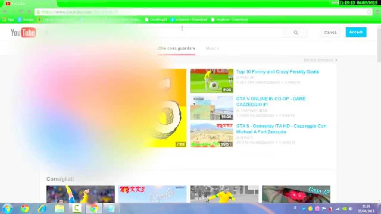 Come Scaricare Musica da YouTube per Fare un Cd
