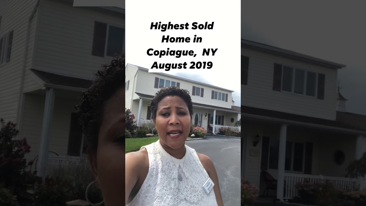 Highest Sold Home Copiague