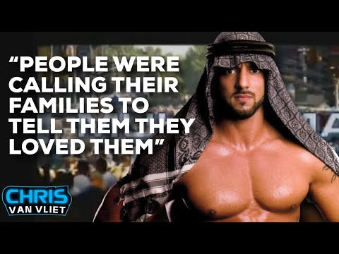 Muhammad Hassan: Airline passengers were scared of him and Shawn Daivari on a flight
