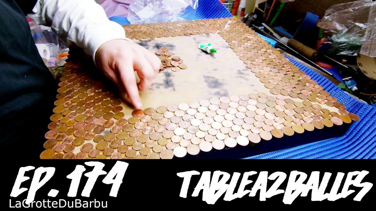 Customisation Dune Table Pourrie Ikea Tablea2balles Ep174