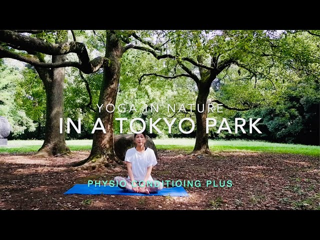 """YOGA in NATURE""動画配信"