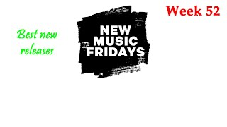 Best New Releases from New Music Friday 2018 Week 52