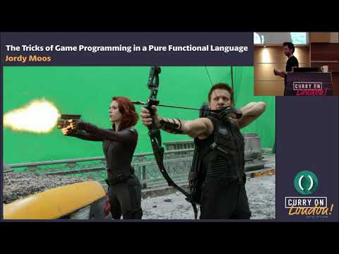 Jordy Moos - The Tricks Of Game Programming In A Pure Functional Language