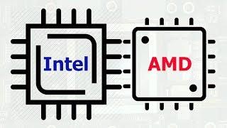 Самый Большой Процессор от Intel, AMD в ШОКЕ и Новые Видеокарты от AMD #ХN104