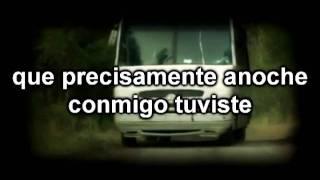 Paquita la del Barrio - La Ultima Parada (Karaoke Dj Totto Gomez)